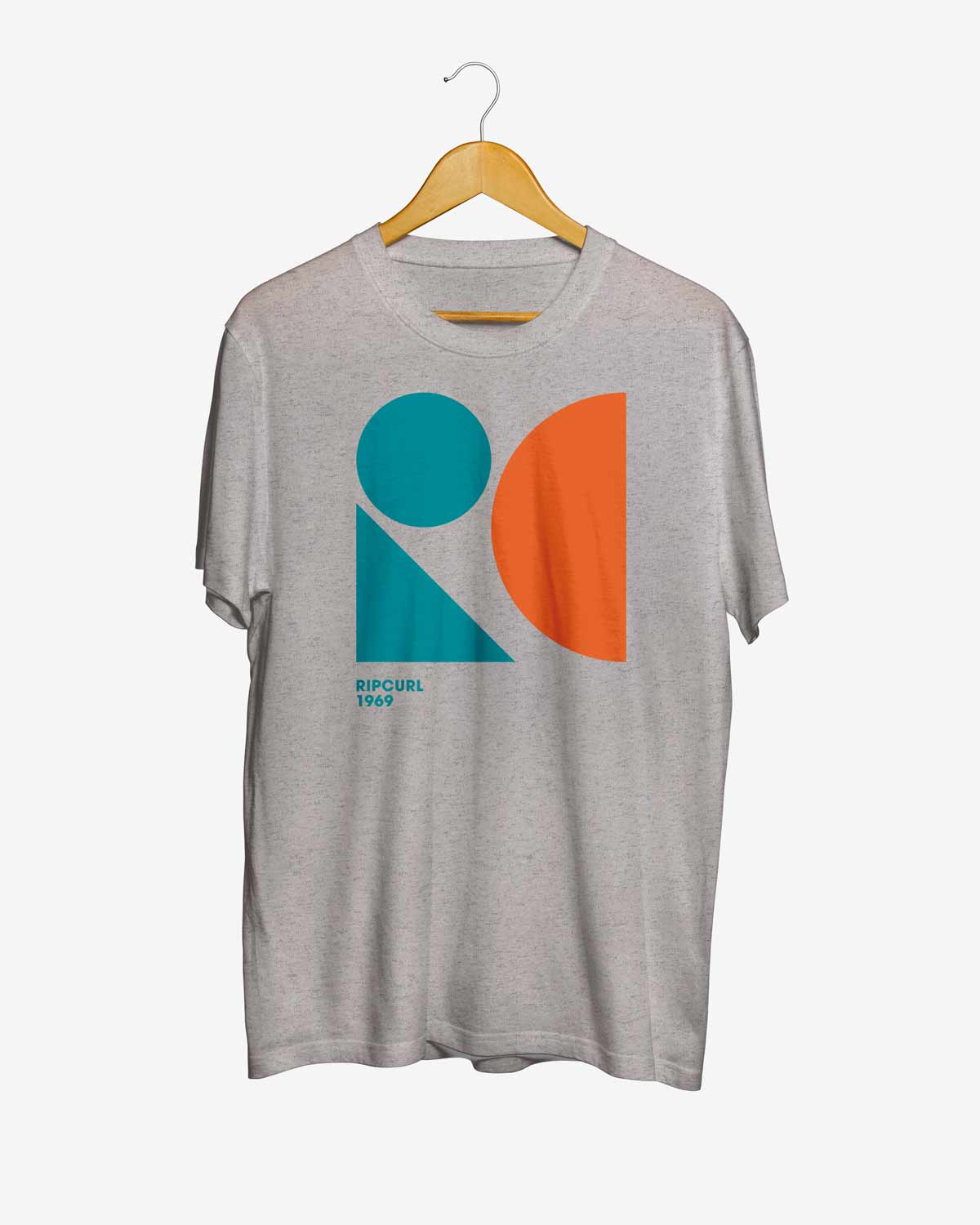 Rip Curl limited edition RC 1969 t-shirt