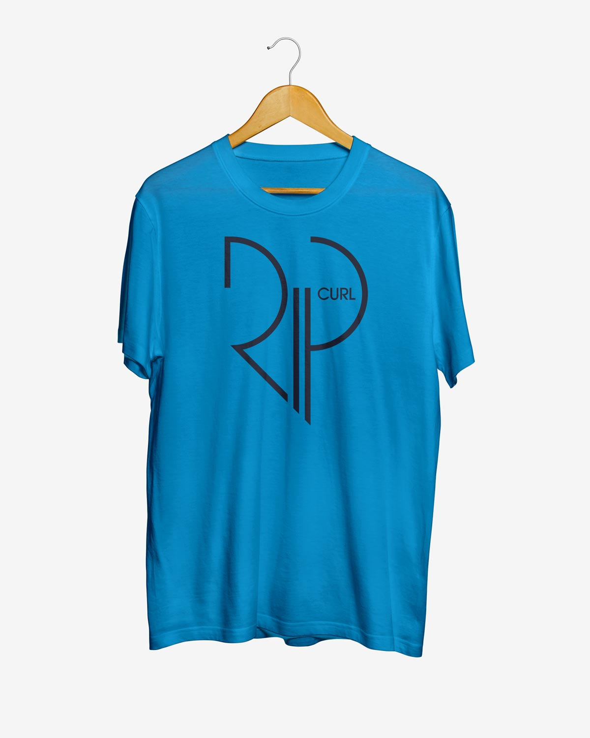 Rip Curl limited edition script t-shirt